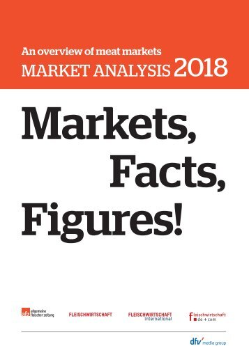 Markets, Facts, Figures! Market Analysis 2018