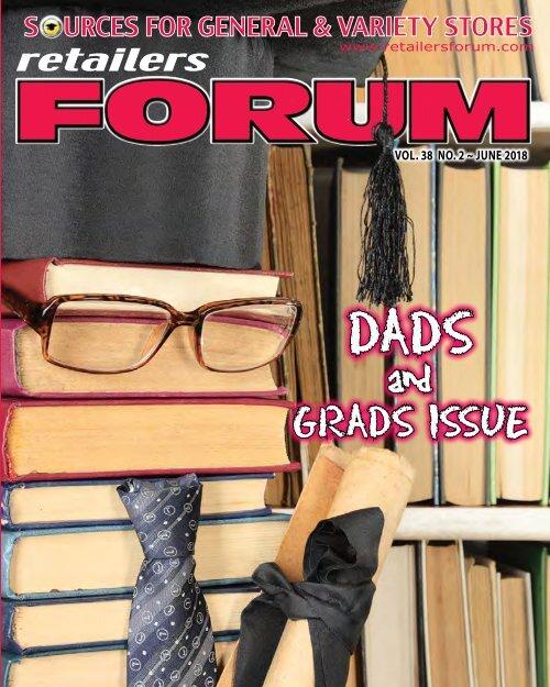 Retailers Forum June 2018 E Mag