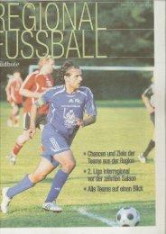 Page 1 Page 2 euerthcilen FC FEUERTHALEN TDR Florian Specht ...