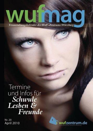 Veranstaltungen des WuF-Zentrums - schwulesbisches Zentrum ...