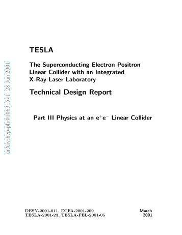 Artikel über N.Tesla