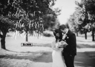 The Ferry House Inn Wedding Brochure 2018 to 2020