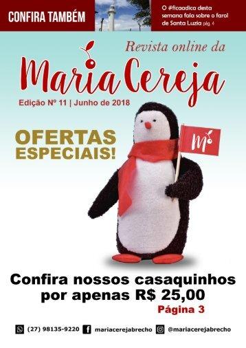 Revista Maria Cereja - Edição 11