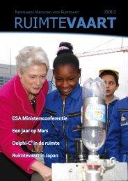 pdf (1.8 Mb) - Nederlandse Vereniging voor Ruimtevaart