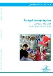 Produktionsschulen - Kooperationsstelle Hochschulen ...