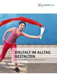 VIELFALT IM ALLTAG GESTALTEN - Der Paritätische Berlin