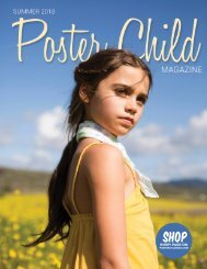 Poster Child Magazine, Summer 2018