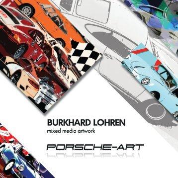 Burkhard Lohren Porsche Art 2018