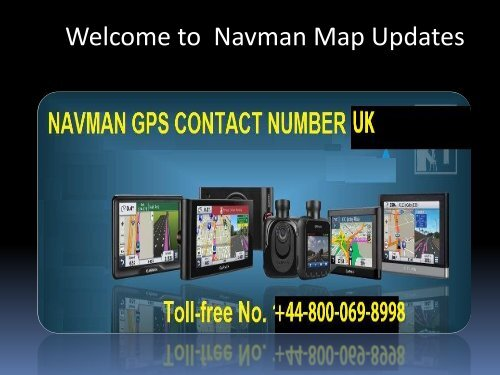 Get Best Services for Map Updates Support Number Dial +44-800-069-8998 in UK (1)