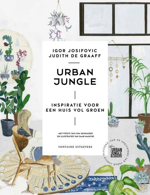 Urban-Jungle-inkijkexemplaar