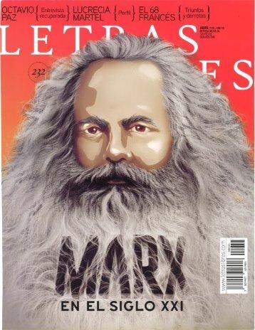 Letras Libres – Abril 2018