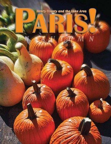 PARIS! Magazine - MyParisMagazine.com
