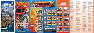 Over 1500 Experiences! - City Sightseeing