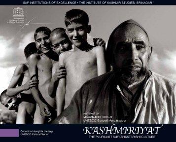 KASHMIRIYAT - South Asia Foundation