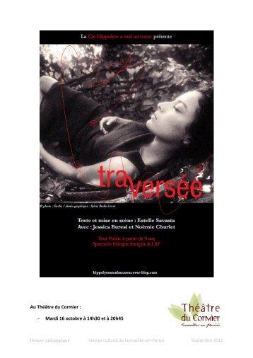 Traversée_Dossier pédagogique (pdf - 910,23 ko) - Cormeilles-en ...