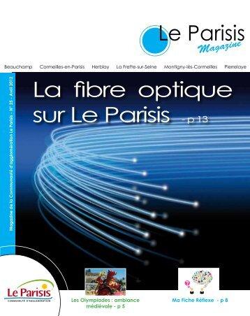 Magazine - Communauté d'agglomération Le Parisis
