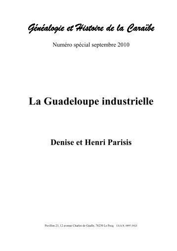 """Résultat de recherche d'images pour """"henri parisis guadeloupe"""""""