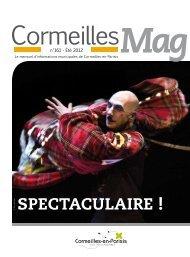 N° 161 - Été 2012 (pdf - 2,63 Mo - Cormeilles-en-Parisis