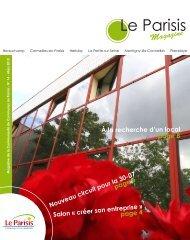 créer son entreprise - Communauté d'agglomération Le Parisis