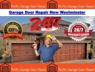 Garage Door Repair New Westminster