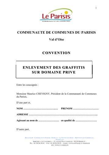 COMMUNAUTE DE COMMUNES DU PARISIS ... - Herblay