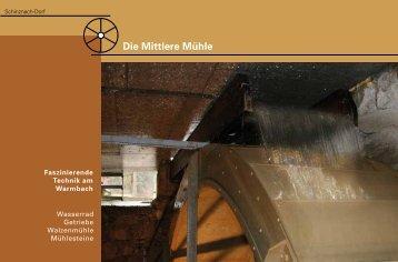 Die Mittlere Mühle - Ursobrist
