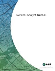 What's New in ArcGIS 9 3 (pdf) - Help for Previous Versions