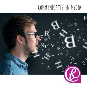 Folder Communicatie en media