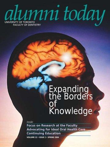 Spring Issue 04 - University of Toronto