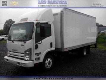 Invoice - Partyka Isuzu Chevrolet Wholesale Dealer Inventory