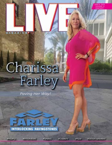 LIVE Magazine TV June 2018