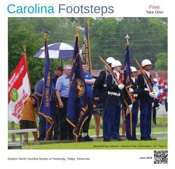 Carolina Footsteps June 2018 Web Opt