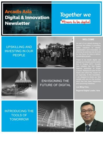 Digital and Innovation Newsletter June 2018