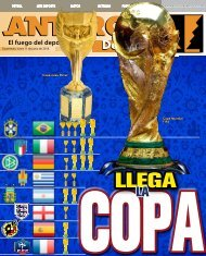 Antorcha Deportiva 320