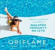 Oriflame katalóg 2018/10