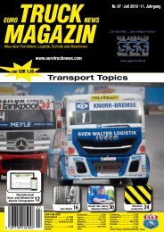 Euro Truck News Digital Nr. 07/2018