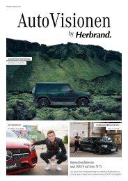 AutoVisionen - Das Herbrand Kundenmagazin Ausgabe 15