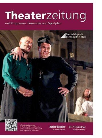 2018/23 - Theaterzeitung 2018