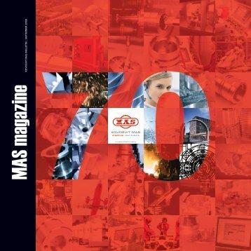 Magazine 2009 - KOVOSVIT MAS, a. s.