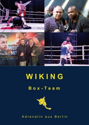 Das Wiking Boxteam aus Berlin