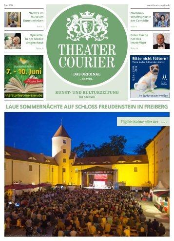 TheaterCourier Juni 2018