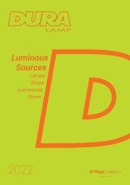DURALAMP Katalog: Leuchtmittel
