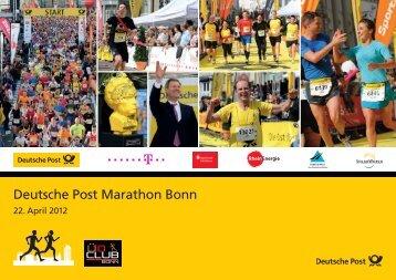 Deutsche Post Marathon Bonn