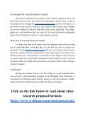 How to Write APA Format Research Proposal - Page 4