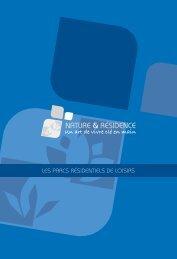 Plaquette Nature & Résidence