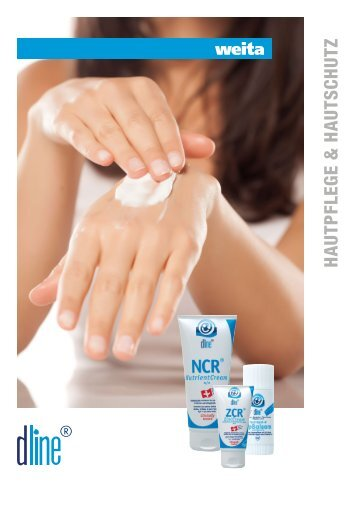 dline Hautpflege und Hautschutz