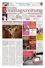 2018-01-07 Bayreuther Sonntagszeitung