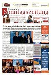 2018-01-14 Bayreuther Sonntagszeitung
