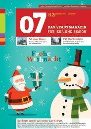 Ausgabe 12 - 07 Das Stadtmagazin . BLOG