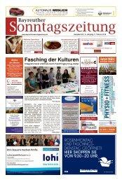 2018-02-18 Bayreuther Sonntagszeitung